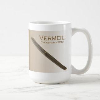 Parker 75 Vermeil Fountain Pen Collector's Mug
