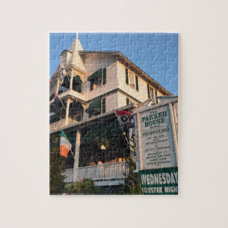 Parker House Sea Girt, NJ Puzzle