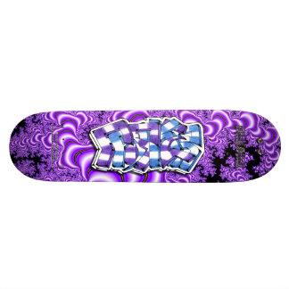 PARKER Tag 01 ~ Custom Graffiti Art Pro Skateboard