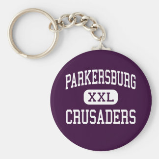 Parkersburg - Crusaders - Catholic - Parkersburg Keychains