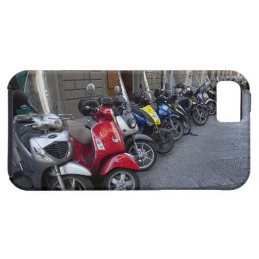 Parking is extremelly hard to find, Scooters are iPhone 5 Covers