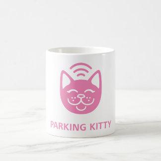 Parking Kitty Mug