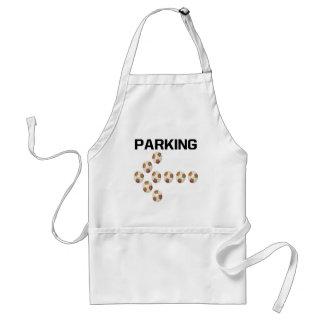Parking Standard Apron