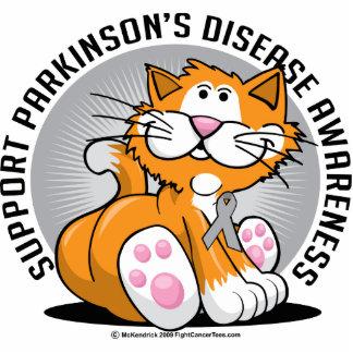 Parkinson's Disease Cat Photo Cut Outs