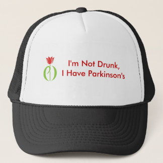 Parkinson's Disease Hat