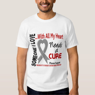 Parkinsons Disease Needs A Cure 3 T-shirts