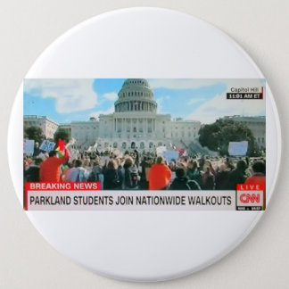 Parkland Students Join Nationwide Walkouts Button
