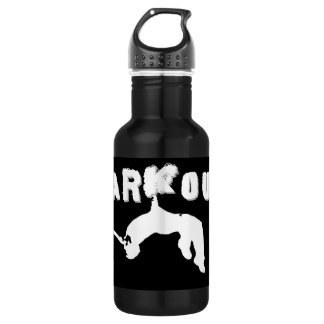 Parkour Athlete 532 Ml Water Bottle