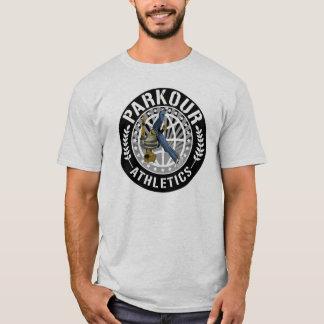 Parkour Athletics worldwide color T-Shirt