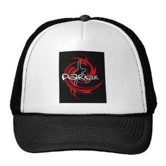 parkour mesh hat