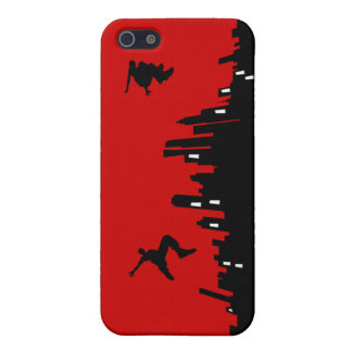 parkour iPhone 5/5S cover