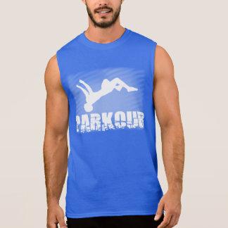 Parkour Men's Ultra Cotton Sleeveless T-Shirt
