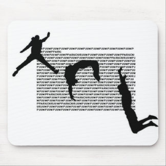PARKOUR MOUSE PAD