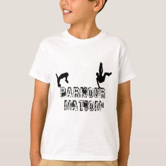 Parkour Nation Tshirt
