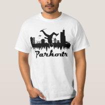 Parkour Tee Shirt