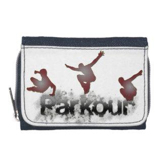 Parkour Wallet