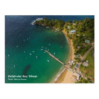 Parlatuvier Bay - Travel Tobago W.I. Postcard