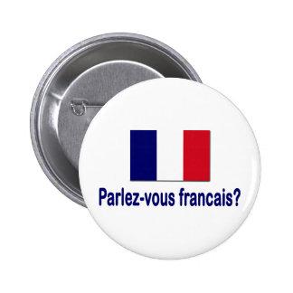 Parlez-vous francais pin