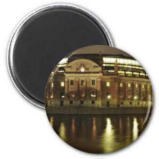 Parliament House (Riksdagshuset) in Stockholm Magnet