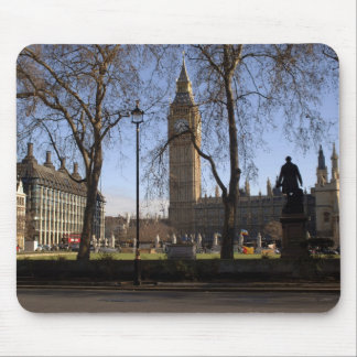 Parliament Square & Big Ben London Mousepad