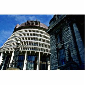 Parliament, Wellington Standing Photo Sculpture
