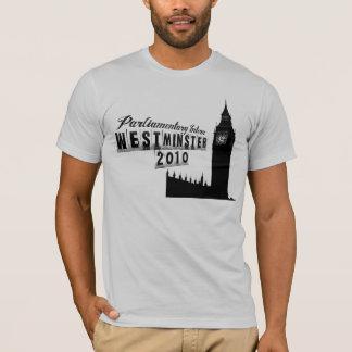 Parliamentary Intern - Westminster 2010 T-Shirt