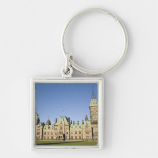 Parliment Building in Ottawa, Ontario, Canada Key Chains