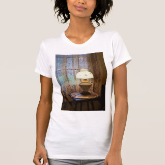 Parlor With Hurricane Lamp T Shirts