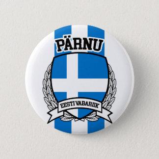Pärnu 6 Cm Round Badge