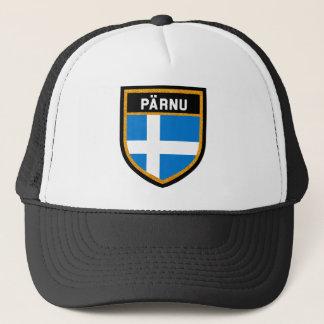 Pärnu Flag Trucker Hat