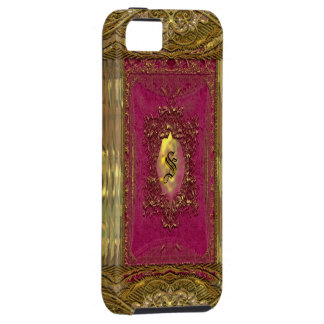 Parocollet Raspberry Victorian Tough iPhone 5 Cases