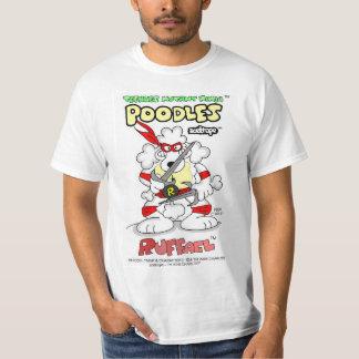 PARODY - TEENAGE MUTANT NINJA POODLES - RUFFAEL T-Shirt