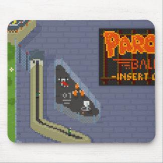 PAROLEBALL - PAROLEPAD Mousepad