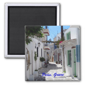 Paros Greece Magnet