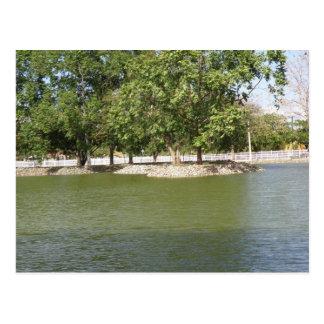 Parque Monagas Postcard