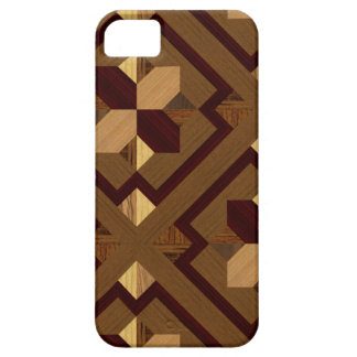 Parquet Barely There iPhone 5 Case