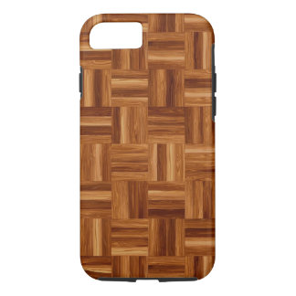 Parquet iPhone X/8/7 Tough Case