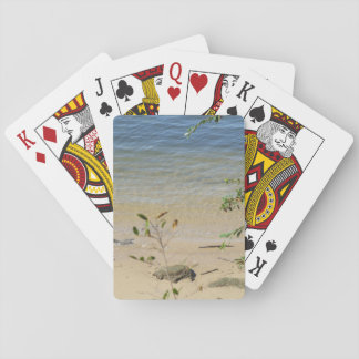 Parramatta River Beach Playing Cards