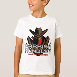 Parrish-Hundley Outlaw Country Youth T-Shirt