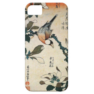 Parrot and Flowers iPhone 5 Cases