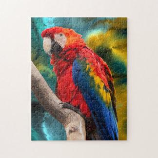 Parrot Art 1 Puzzle