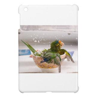 Parrot Bath Time Fun Cover For The iPad Mini