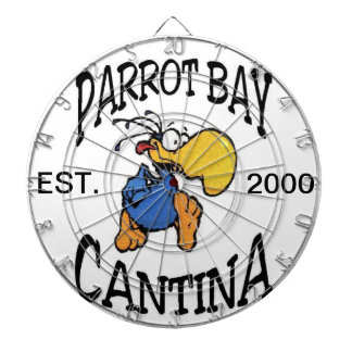 Parrot Bay Cantina Dart Board