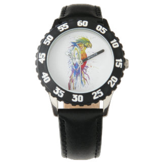 Parrot Bird Animal Wrist Watch