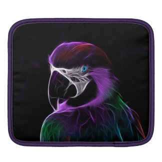 Parrot Bird iPad Sleeves