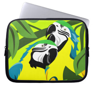 Parrot Computer Sleeves