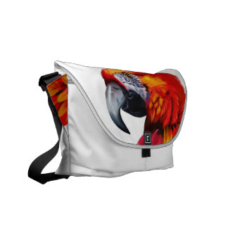 Parrot Courier Bags