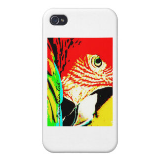 Parrot Dice iPhone 4/4S Cover