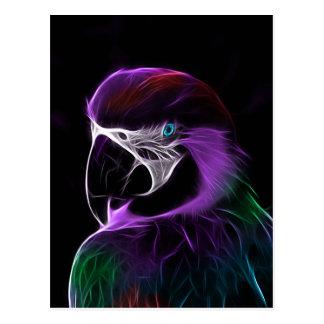 parrot fractal design range postcard