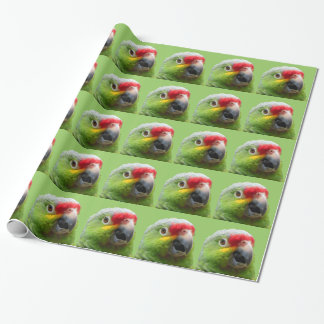 Parrot Gift Wrap